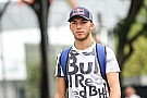Gasly gunning for 2017 Toro Rosso drive