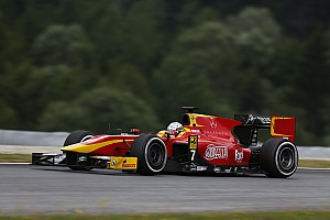 GP2 Breaking news King sticks with Racing Engineering for second GP2 campaign