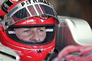 Formula 1 Breaking news Todt admits Schumacher situation