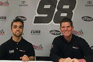 NASCAR Truck Breaking news Abreu confirmed; says he has high goals for 2016