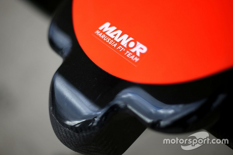 Manor chassis set for further name change