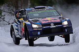 WRC Breaking news Mikkelsen bullish of Rally Sweden victory chances