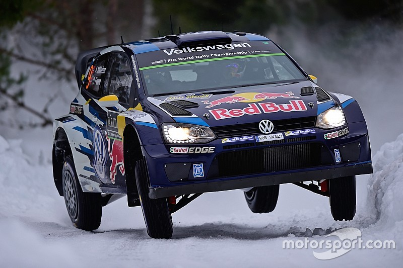 Mikkelsen bullish of Rally Sweden victory chances