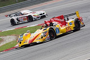 Asian Le Mans Race report Eurasia Oreca 03R Nissan wins 3 Hours of Malaysia