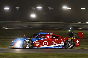 IMSA Interview Wurz insists he's still retired ahead of Daytona swansong