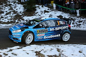 WRC Interview M-Sport return on the cards before Citroen hiatus, says Ostberg
