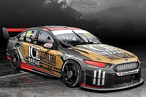 V8 Supercars Breaking news Super Black reveals new livery for 2016