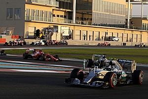 Formula 1 Breaking news Formula 1 in need of big overhaul - Berger