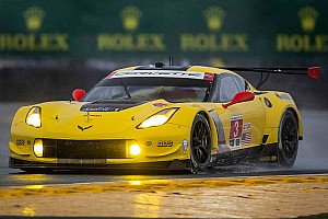 IMSA Preview Magnussen and Corvette ready to defend Rolex 24 victory in 2016