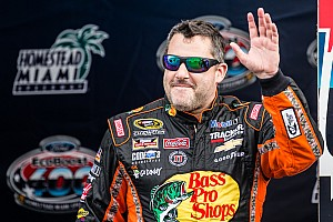 NASCAR Sprint Cup Breaking news Tony Stewart hospitalized with unspecified back injury