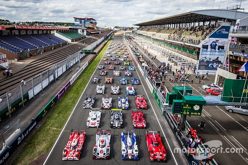 Motorsport.com to Host Live Streaming of Le Mans Entry List Press Conference