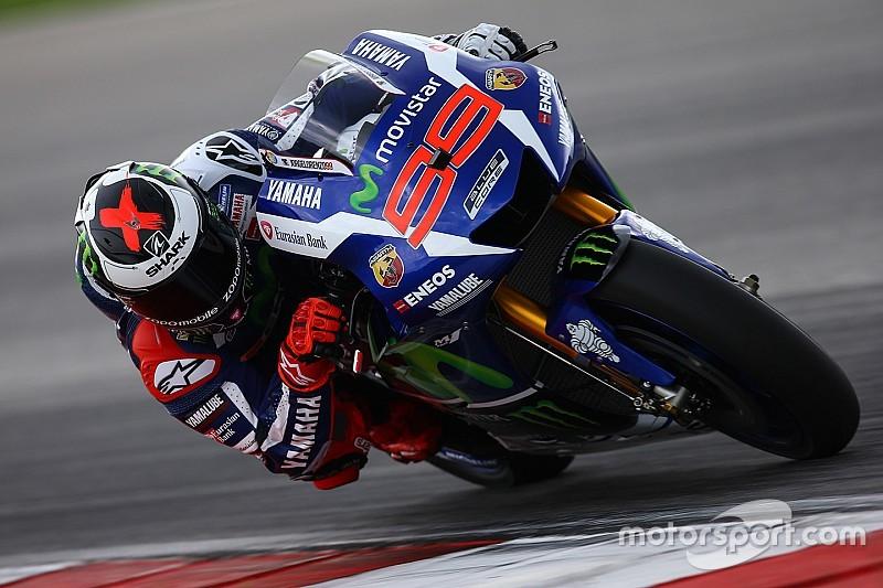 MotoGP雪邦测试最后一天:洛伦佐领先