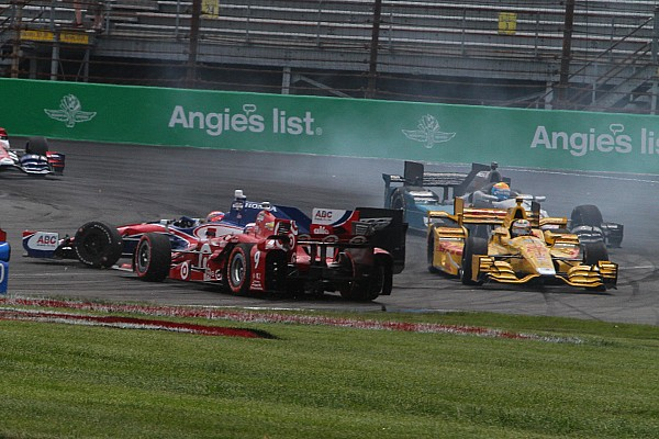 IndyCar Breaking news IndyCar's new race control format to be