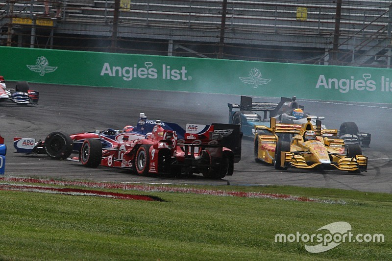 IndyCar's new race control format to be