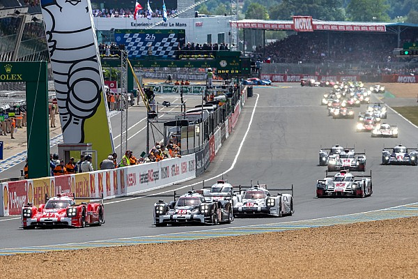 Le Mans Special feature Full 2016 Le Mans 24 Hours entry list
