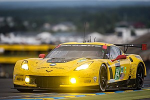 Le Mans Breaking news Corvette Racing at Le Mans: Two Corvettes confirmed for June race