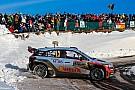 Ecco i percorso definitivo del Rally di Svezia 2016