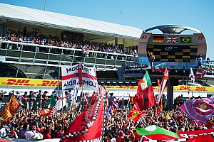 Formula 1 Breaking news Monza hits setback in bid to save F1 race
