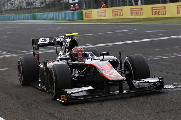 GP2 Breaking news Matsushita stays with ART for second GP2 season