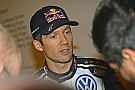 Rally di Svezia, PS1: è subito sfida tra Ogier e Mikkelsen