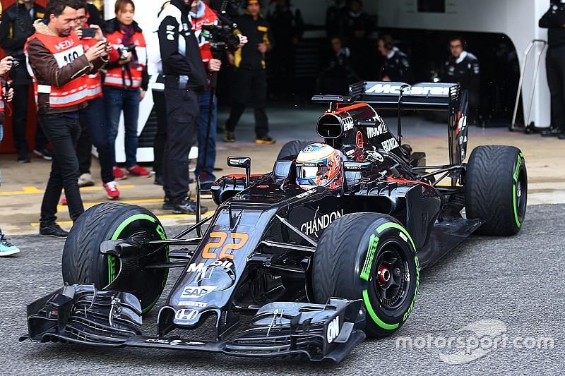 Regole 2017: il futuro è nel segno della proposta McLaren