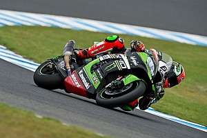 World Superbike Qualifying report Phillip Island WSBK: Sykes on pole for season opener
