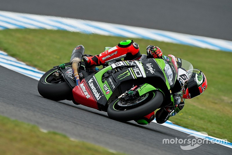 Phillip Island WSBK: Sykes on pole for season opener