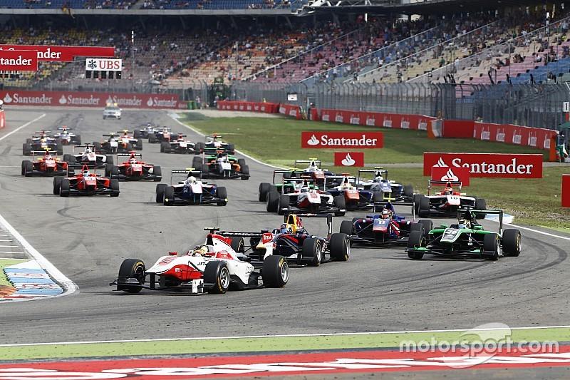 GP3 drops Sochi and Bahrain for Hockenheim and Sepang