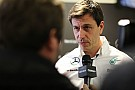 Wolff sells remaining stake in Williams F1 team to Hollinger