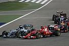 梅赛德斯和法拉利将在巴林采用不同轮胎选择