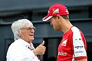Ecclestone sides with F1 drivers on state of sport