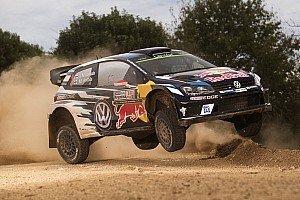 WRC 赛段报告 WRC第二天:拉特瓦拉意外退赛 帕顿暂居榜首