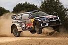 WRC第二天:拉特瓦拉意外退赛 帕顿暂居榜首