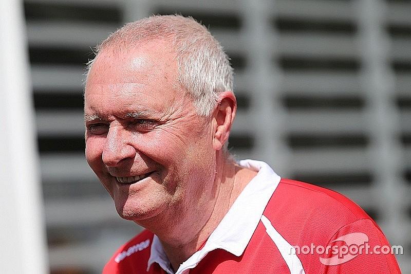 Бут став гоночним директором Toro Rosso