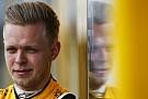 Магнуссен розраховує на довгострокове майбутнє в Renault