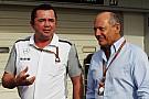 McLaren атакуют слухи