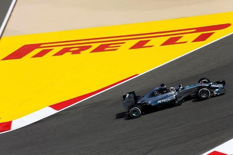 Pirelli протестировали шины для 2015 года