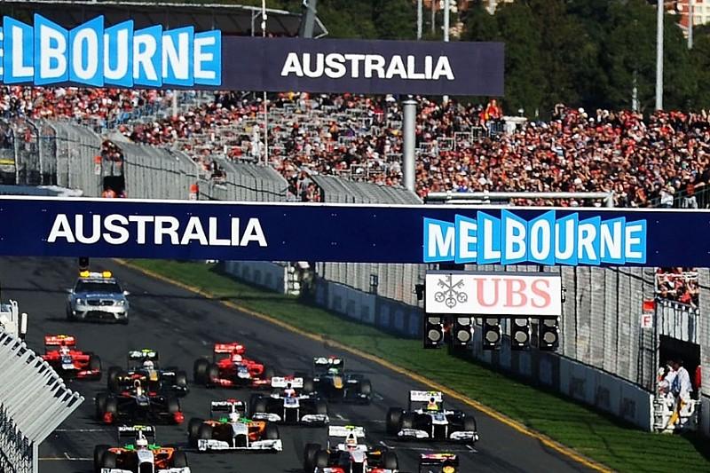 Превью Гран При Австралии