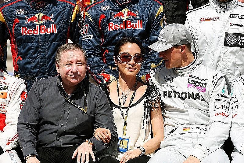 Тодт поддерживает Шумахера