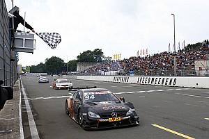 DTM Interview Wehrlein's quality evident in DTM title campaign - Green