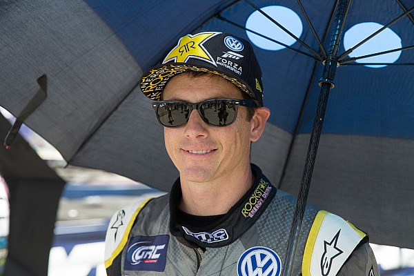 World Rallycross Breaking news Foust returns to World RX for two rounds