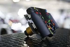 WEC Special feature Porsche 919 Steering Wheel – Multi tasking at racing speed