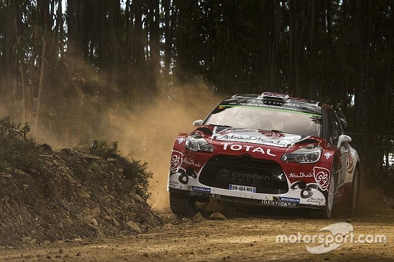 WRC Portugal: Meeke aan kop, bolide Paddon brandt volledig af