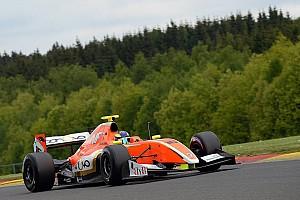 فورمولا  V8 3.5 تقرير التجارب التأهيليّة فورمولا 3.5: ديلمان يحرز قطب الانطلاق الأول للسباق الثاني في سبا-فرانكورشان
