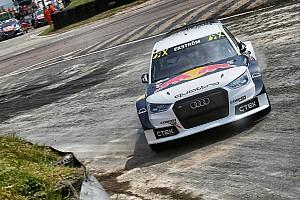 Ралі-Крос Репортаж з гонки WRX Лідден Хілл: Екстрьом переграє Сольберга у фіналі