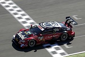 DTM Últimas notícias Molina comanda dobradinha da Audi em Lausitz; Farfus é 21°