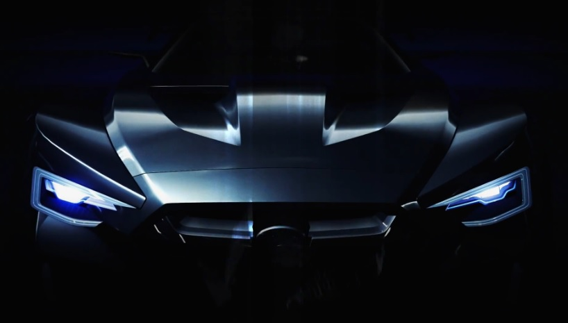"SUBARU VIZIV GT Vision Gran Turismo: Egy autó, amitől ""sokkot"" fogsz kapni"