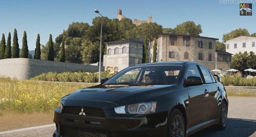 Forza Horizon 2: Mitsubishi Lancer Evolution X GSR