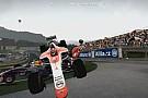 Exkluzív videó az F1 2014-ről: Így törik a játék! Brutális ütközések!