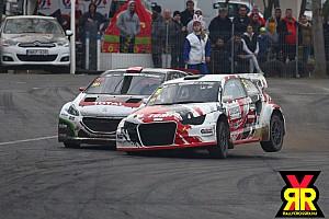 FIA Ralikrossz Eb BRÉKING Rallycross a Rabócsiringen: amikor a nyuszi piros tojás helyett sok izgalmat hozott